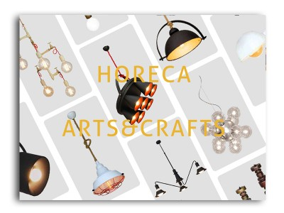 Catalog corpuri de iluminat colectia Arts and Crafts