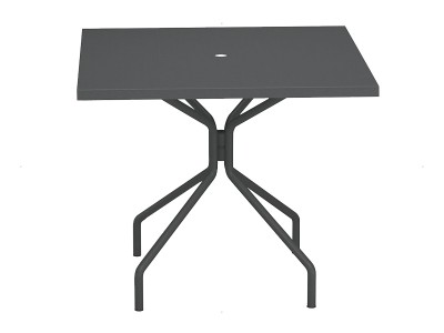 Solid Square Table