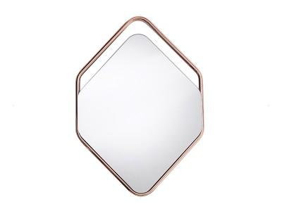Oglinda Hexagon Frame