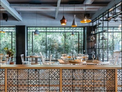 Il locale, design Grosu - Bucuresti, Romania