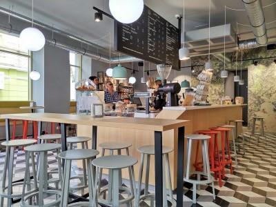 The Coffee Shop - Constanta, Romania