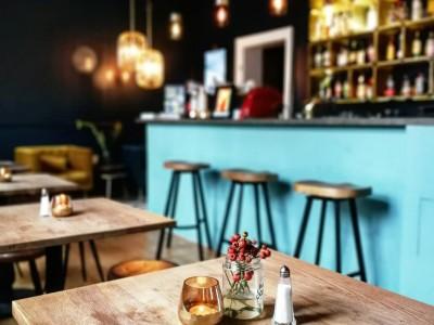 Golden Cage Kitchen & Bar - München, Germany