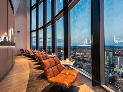 Main Tower Restaurant & Lounge - Frankfurt, Germania